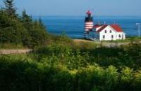 Canada: Bay of Fundy Coastal Towns