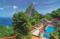 Saint Lucia - 4* Ladera Resort