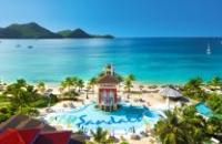 Saint Lucia - Sandals Grande Saint Lucian Spa & Beach Resort