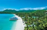 Saint Lucia - Sandals Halcyon Beach