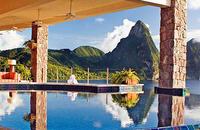 St Lucia - 5* Jade Mountain