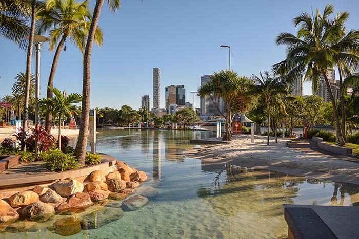 South Bank, Brisbane, Queensland