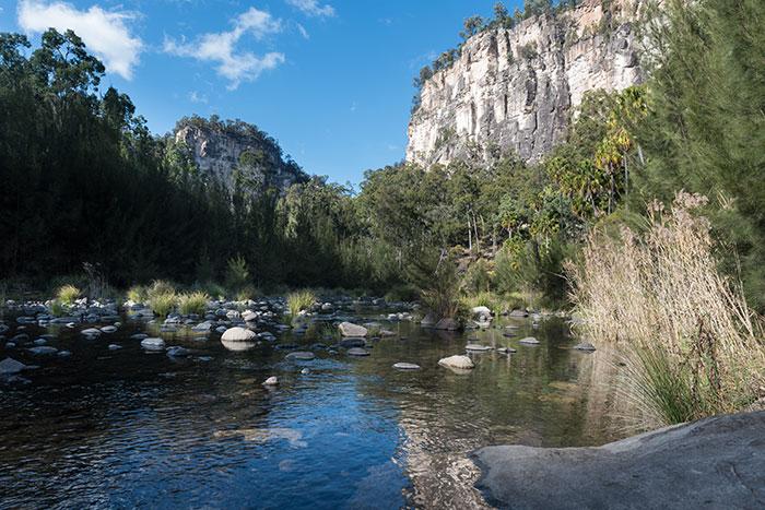 Carnarvon Gorge and River, Outback Queensland