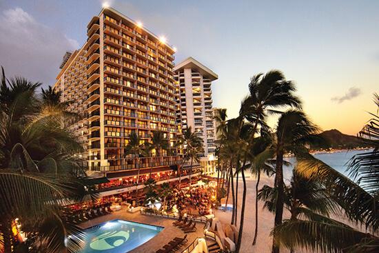 Outrigger Waikiki