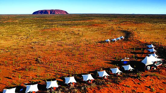 Longitude 131 and Uluru