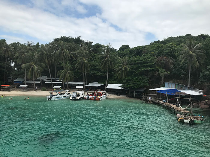An Thoi Island Donna Mackay