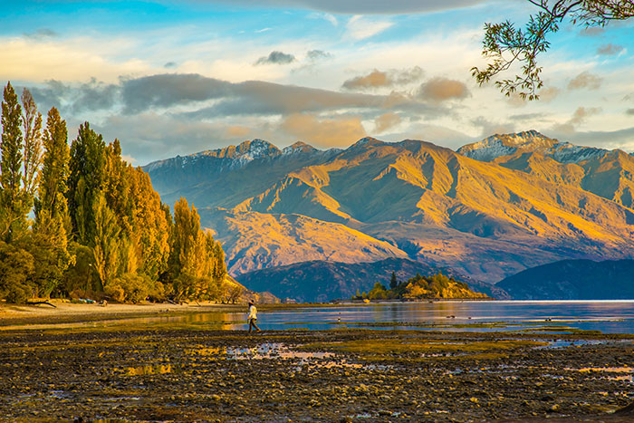 Autumn walks in Wanaka