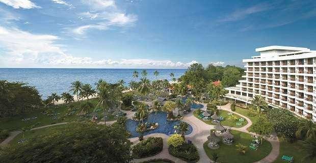 4* Golden Sands Resort in Penang