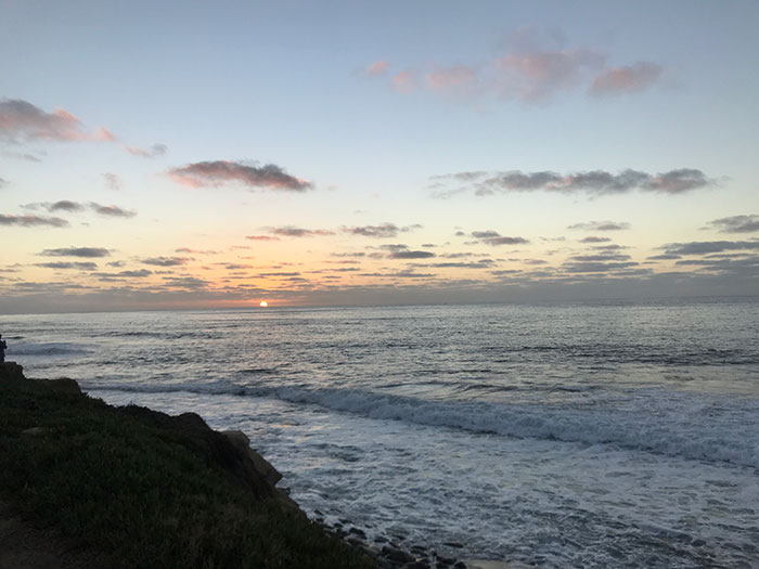 San Diego views from George Carlie Mesquitta