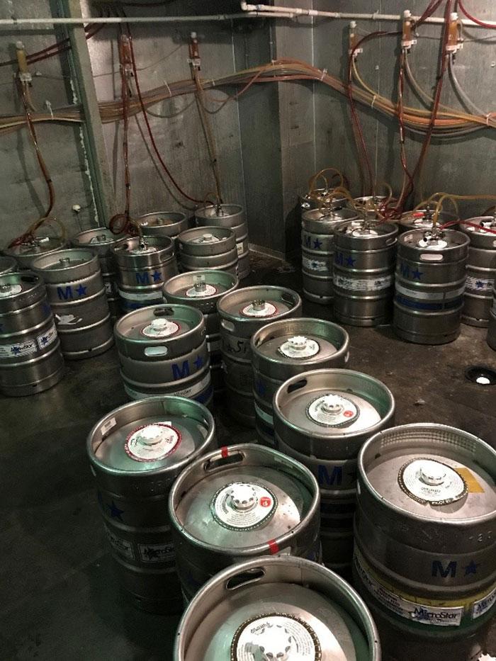 Beer in Seattle