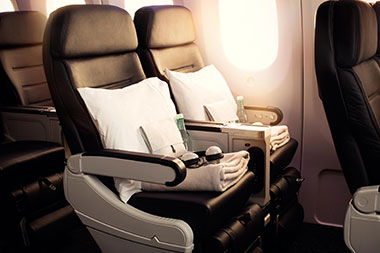 Air New Zealand Premium Cabin