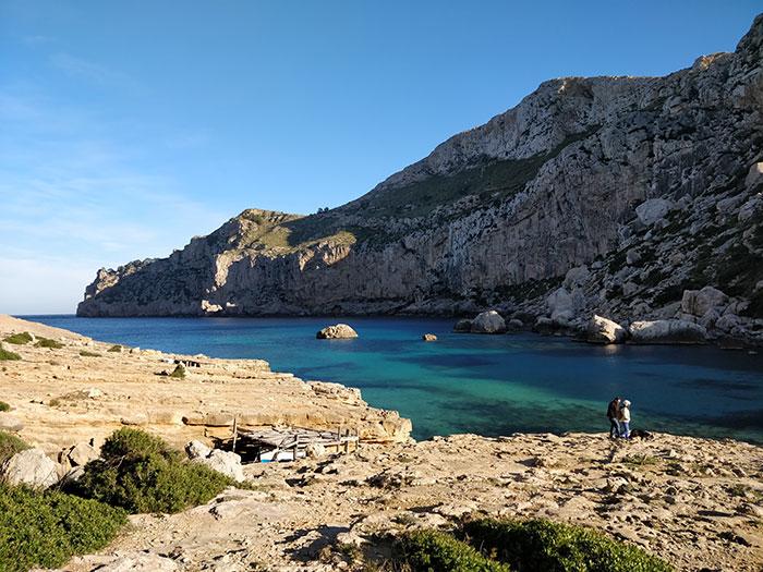 Cala Figuera beach, Mallorca Angela Griffin