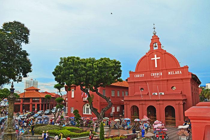 Christ Church Malacca
