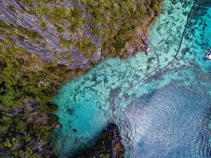 Coron Cliffs Philippines Richard Collett