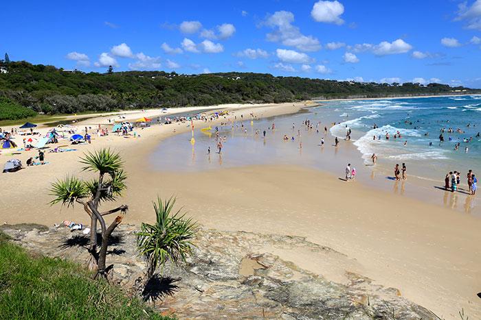 Cylinder Beach, Queensland