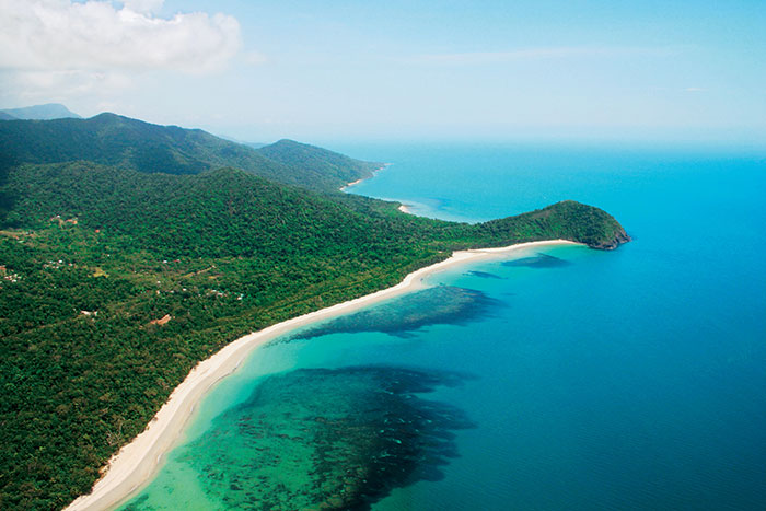 Daintree Rainforest meets Reef Rachel Lay