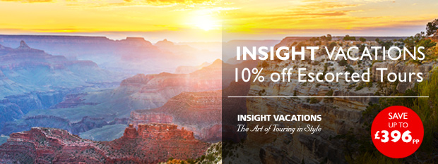 Insight Vacations offer