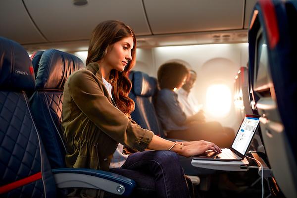 Delta Air Lines Delta Comfort+