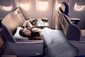 Delta One - Delta Air Lines