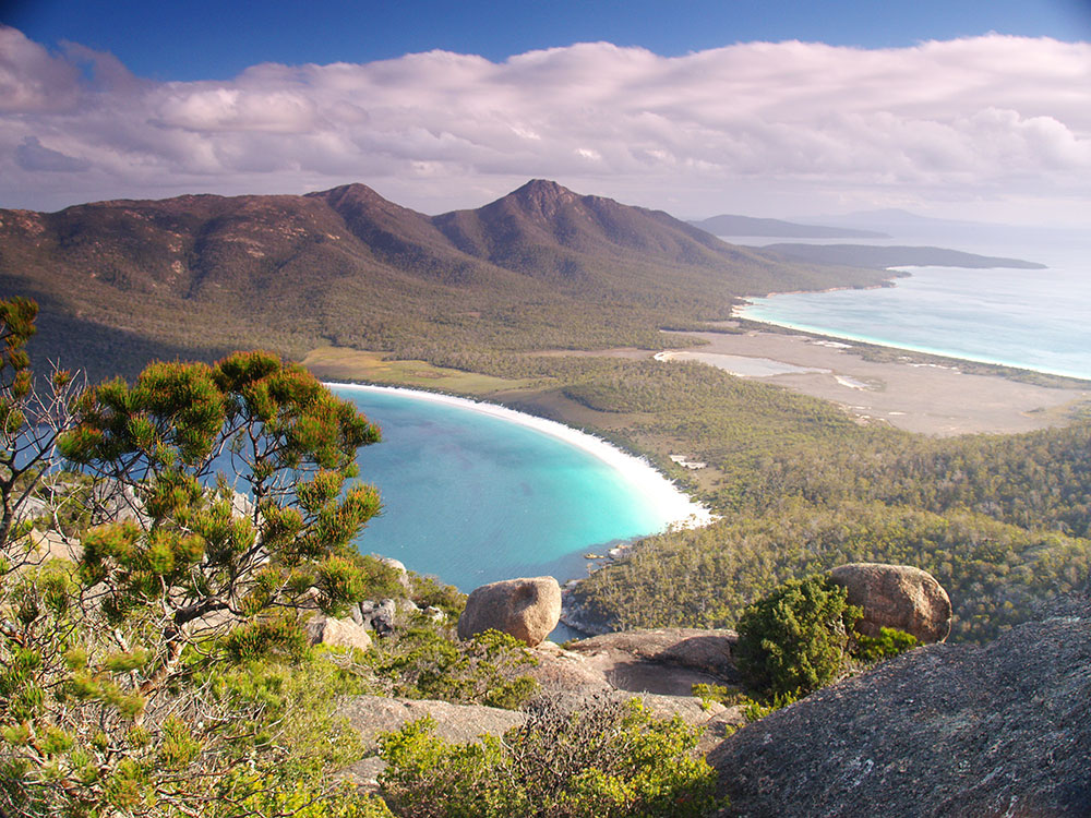 Freycinet National Park Wineglass Bay