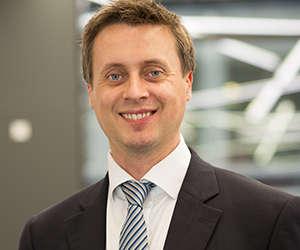 Flight Centre Business Travel Team Leader Gary Fitzgibbon