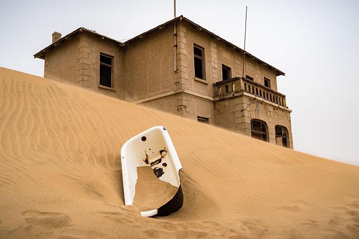 Kolmanskop ghost town Ross Jennings