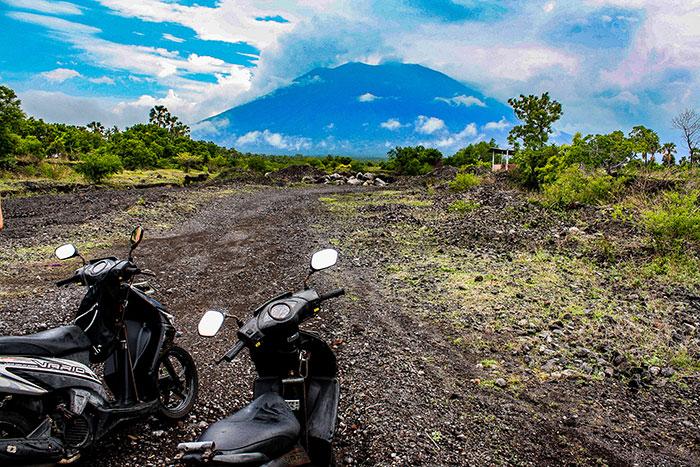 Gunung Agung Volcano Richard Collett