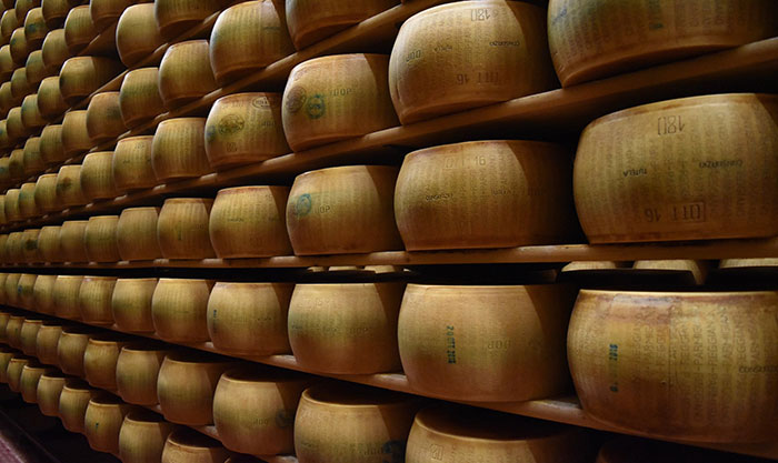 Hayley Lewis - A Lovely Planet - Parmagiano Reggiano
