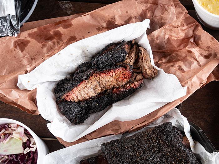 Houston beef brisket Ross Jennings