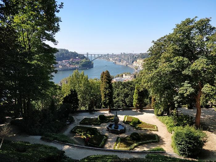 Jardins do Palacio de Cristal Porto Angela Griffin