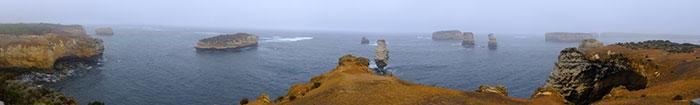 Bay of Islands Great Ocean Road Dwayne Blee