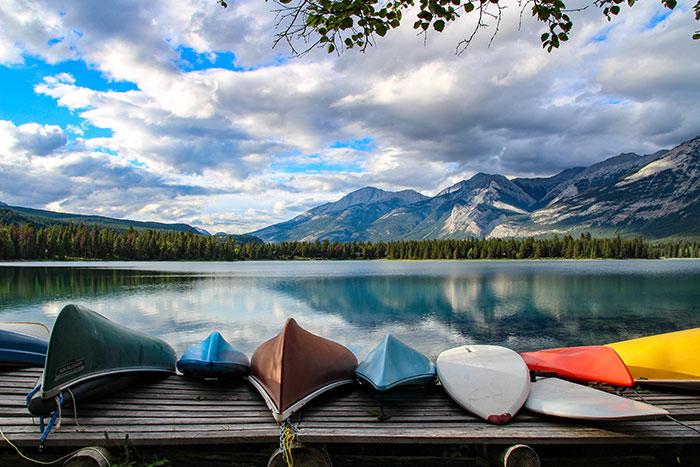 Lake Edith, Canada