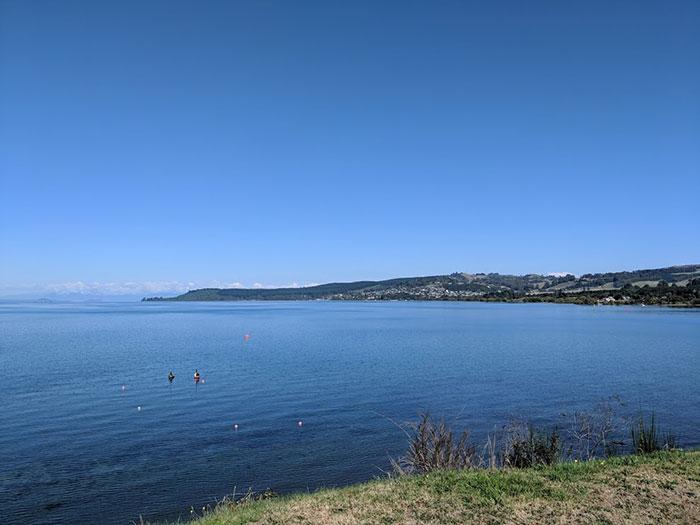 Lake Taupo Margaret Donnellan