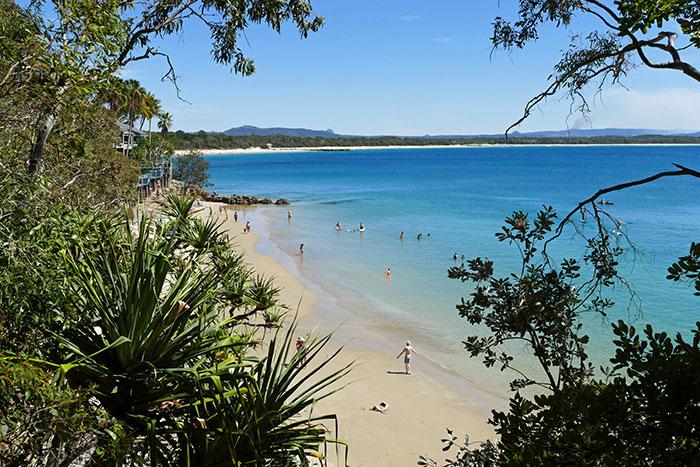 Little Cove beach Queensland