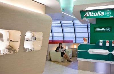 Alitalia Lounge Borromini