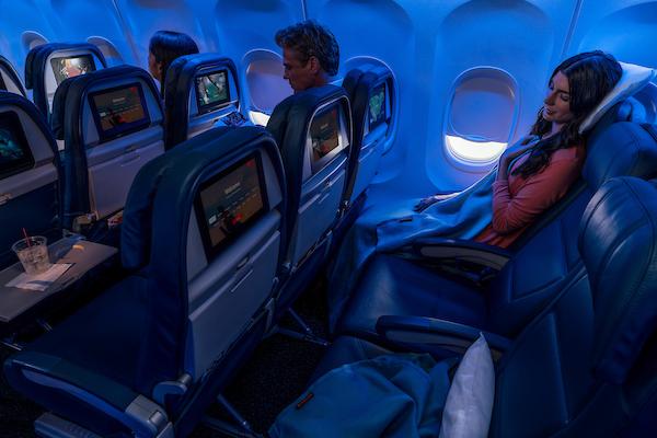 Delta Air Lines Main Cabin