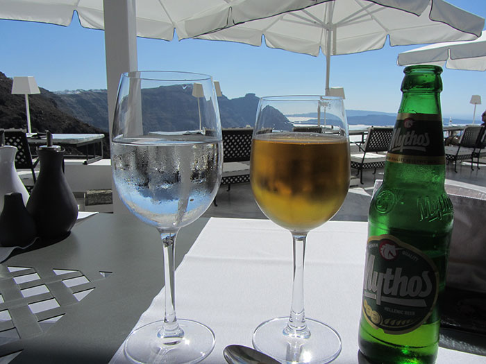 Mythos Beer (image: Angela Griffin)