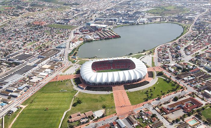 Nelson Mandela Bay Stadium Port Elizabeth