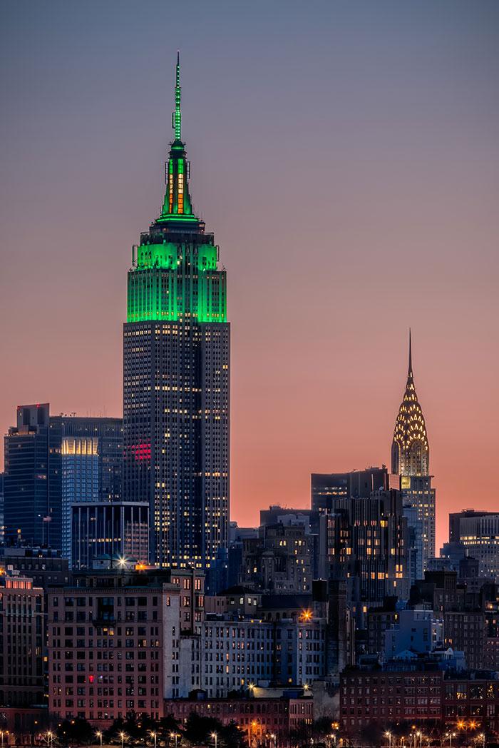 St Patrick's Day New York