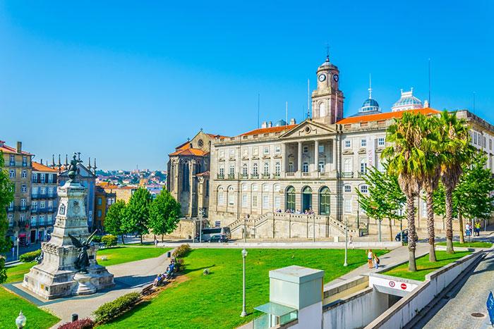 Palacio da Bolsa Porto