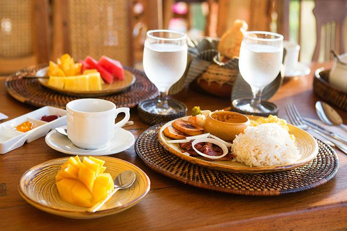 Philippines breakfast