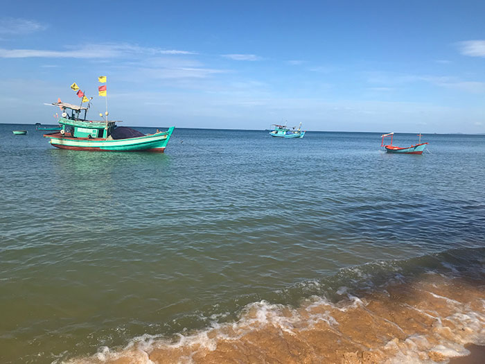 Phu Quoc coast Donna Mackay
