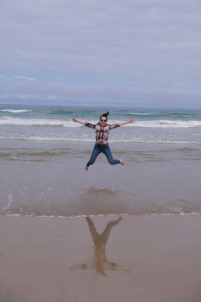 Pristine beach on the Great Ocean Road Dwayne Blee