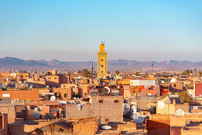 Marrakesh Views