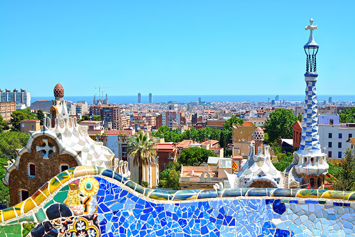 Gaudi's Park Guell