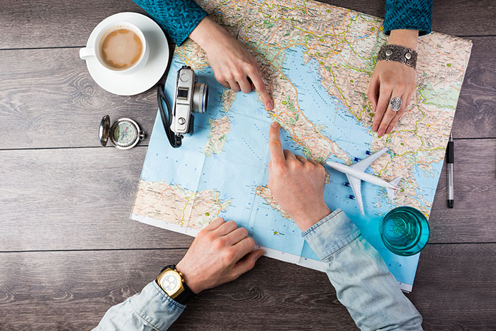Planning a Round the World Trip