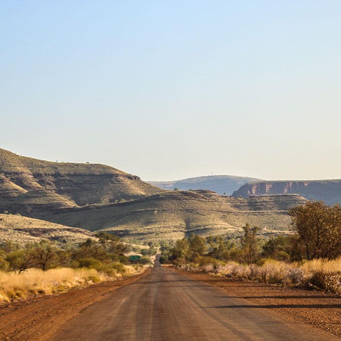 Australian Road Trip