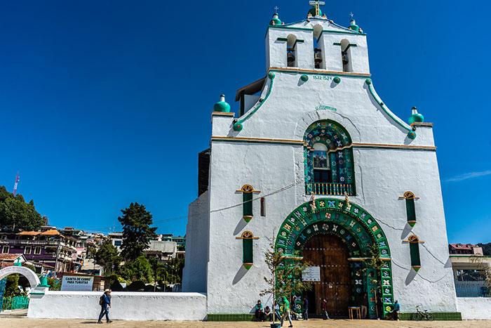 San Juan Chamula Church