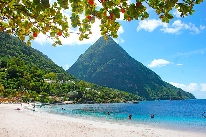 Sugar Beach St Lucia