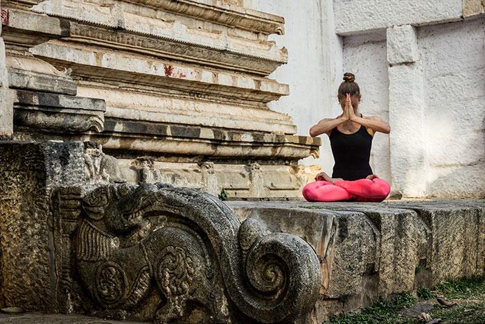 Temple Yoga India